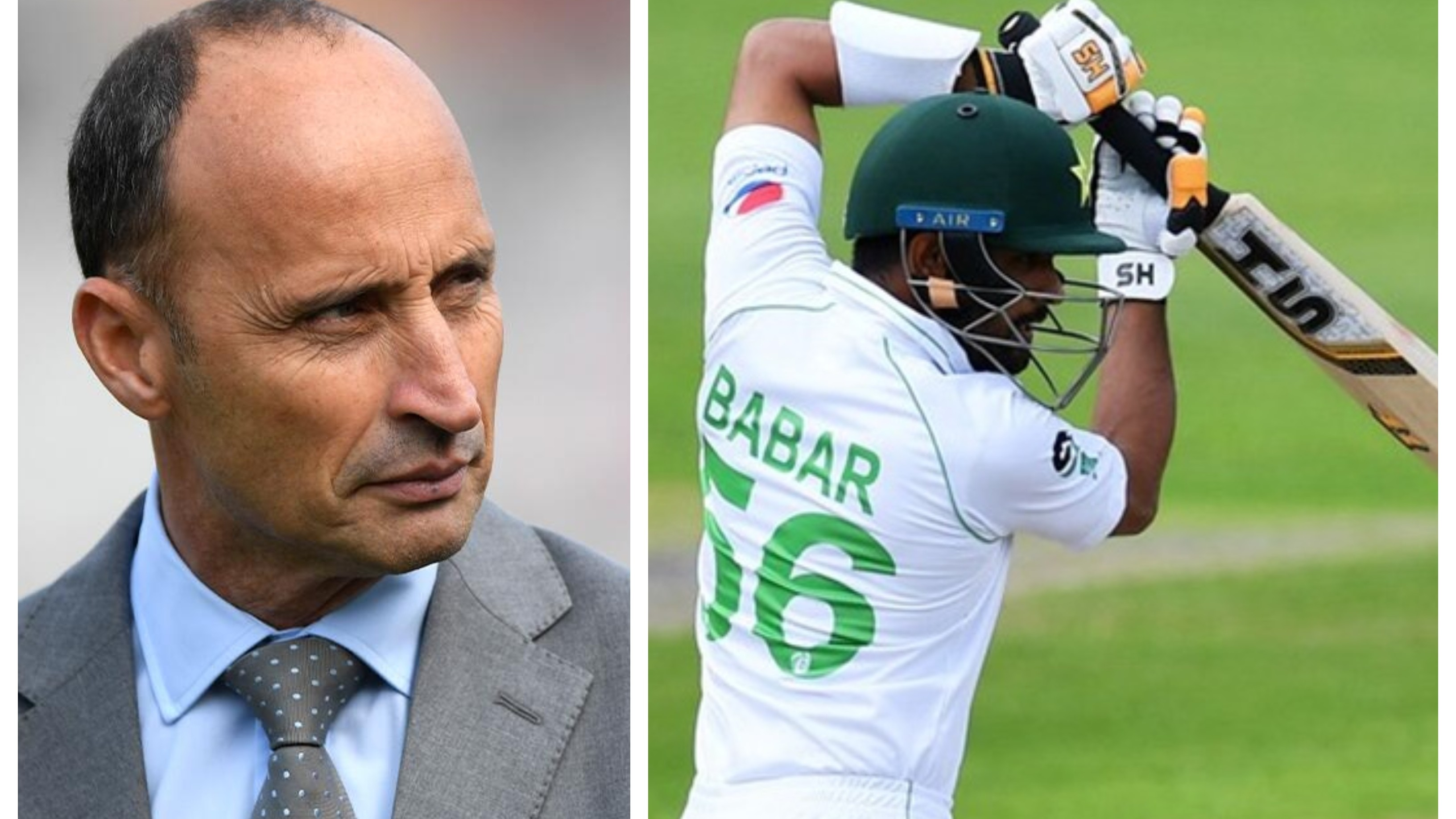 """ENG v PAK 2020: """"It's the Fab 5 & he is in that"""", Nasser Hussain demands more appreciation for Babar Azam"""