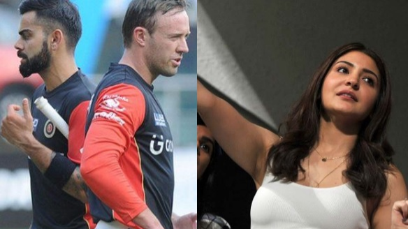 Anushka Sharma shares an emotional tweet after AB de Villiers retires