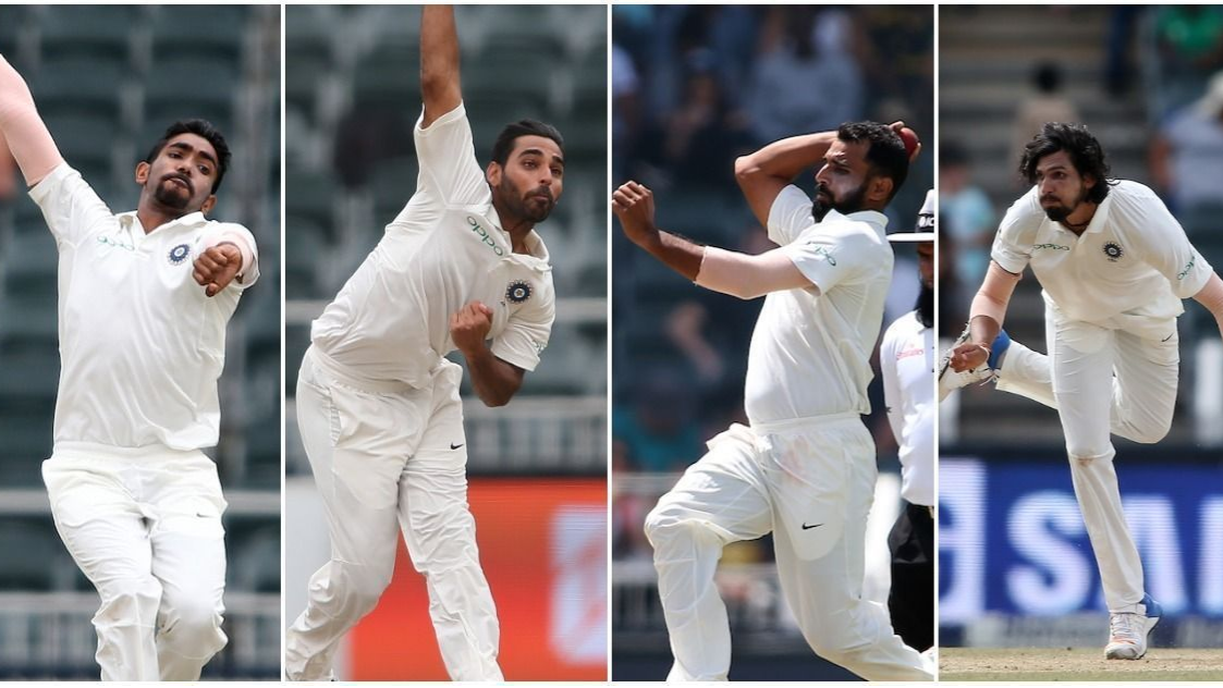 ENG v IND 2018: 5 Best fast bowlers to challenge the England batting during the Test series